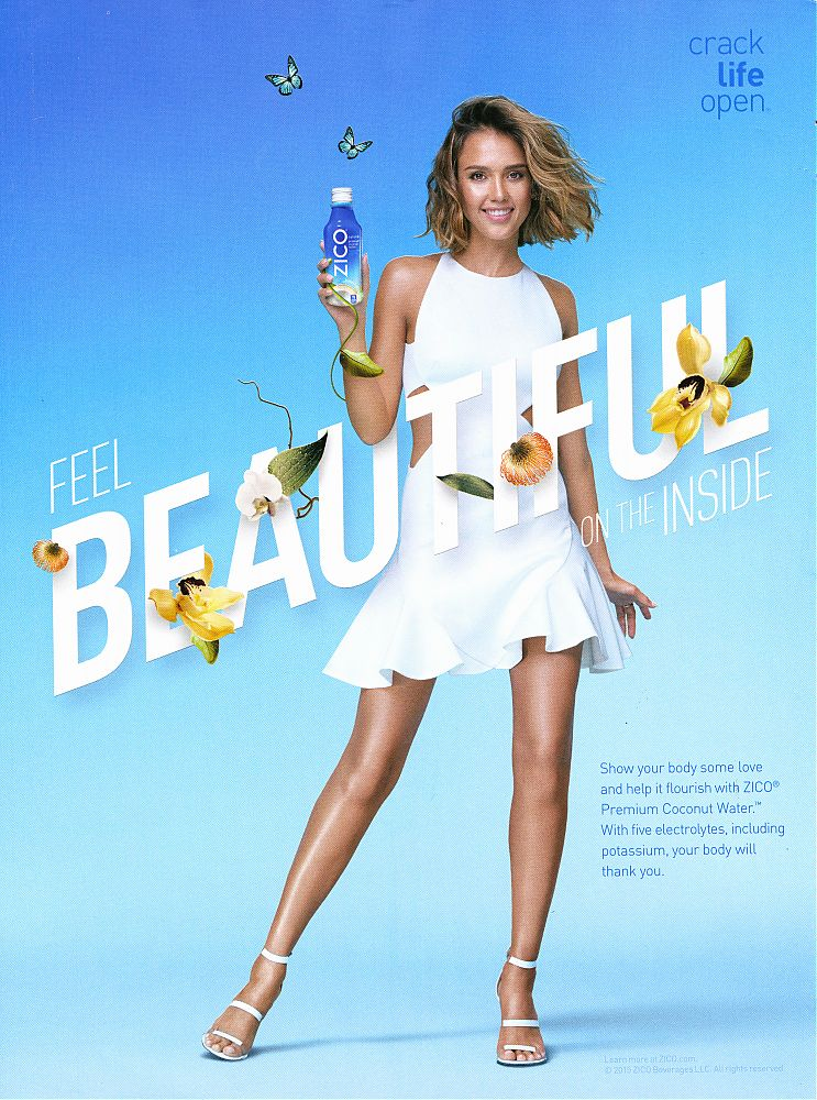 People magazine print ads