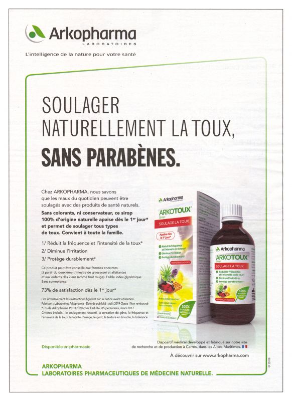 Arko_Toux---kw---Healthcare_category---Le_Quotidien_du_Pharmacien_-_December_9--2019---hcp---France---French---Print_Ad---pHP.jpg