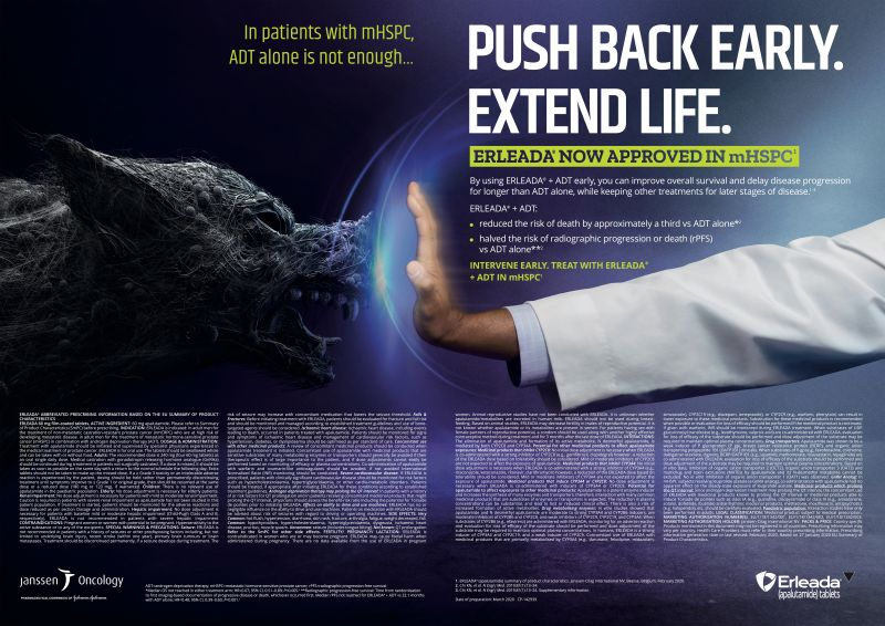 Erleada---Push_Back_Early__Extend_Life---Healthcare_category---EMJ_-_March_2020---hcp---UK---English---Print_Ad---pSP.jpg