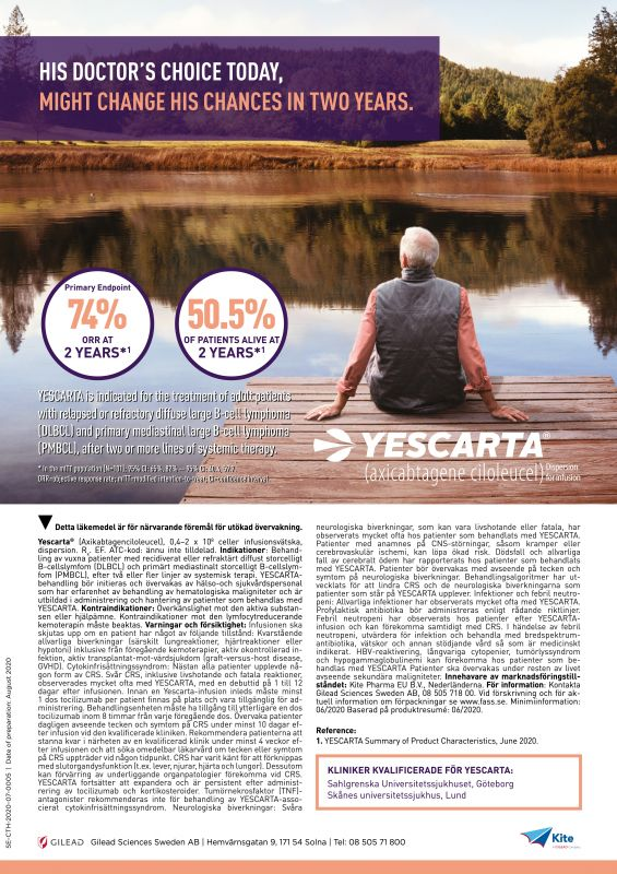 Yescarta---kw---Healthcare_category---OHE_-_Volume_32_-_Number_3_-_2020---hcp---Sweden---Swedish---Print_Ad---pSP.jpg
