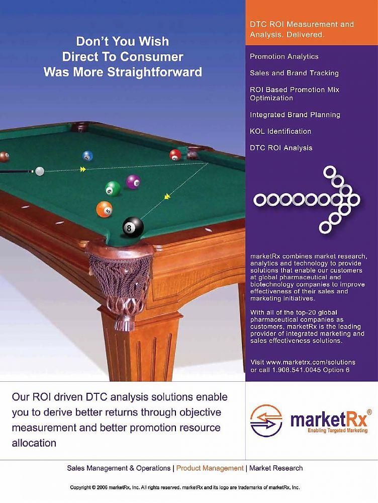 Ad Agencies Adpharm - Pool table identification